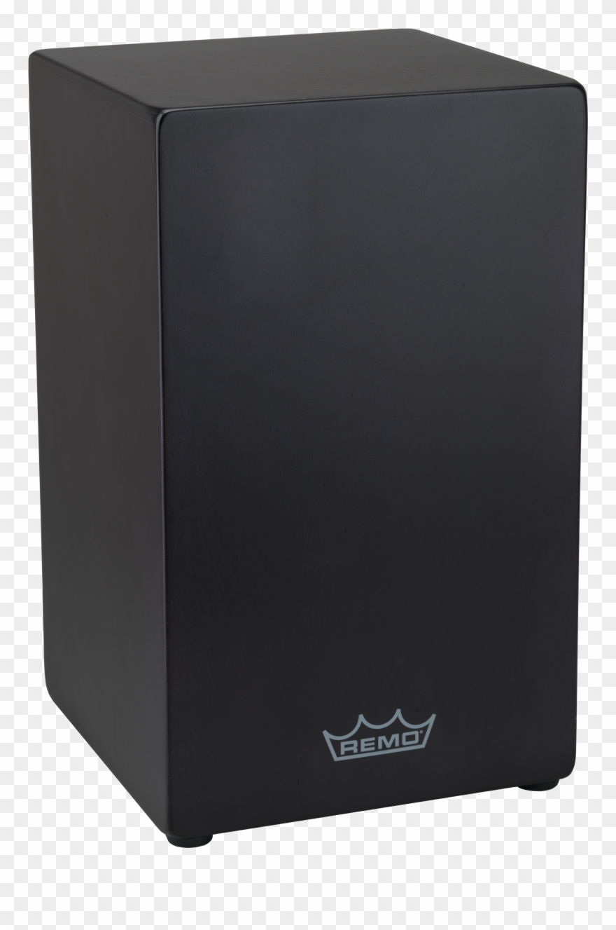 Remo Crown Percussion Cajon Drum.