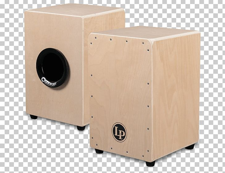 Latin Percussion Cajón Drum LP 1428NY Black Box Cajon PNG, Clipart.