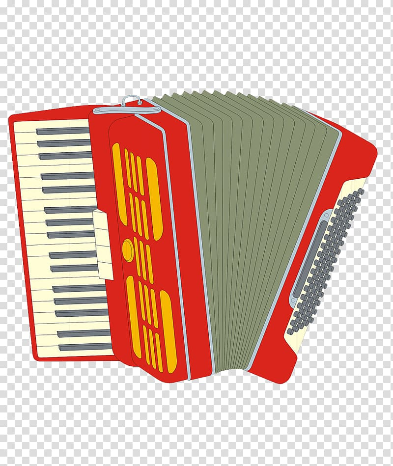 Cajun accordion , Hand.