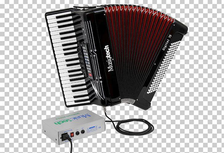 Diatonic Button Accordion Digital Piano Musical Keyboard Piano.