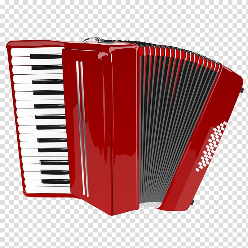Piano accordion Musical Instruments Hohner, Accordion transparent.