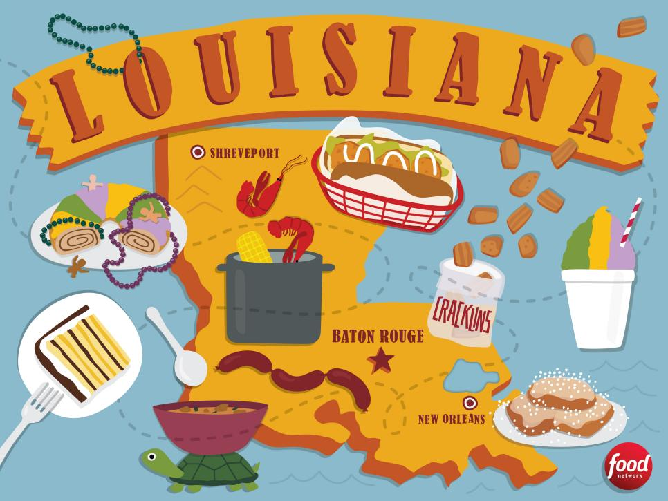 21 Best Dishes to Eat in Louisiana.