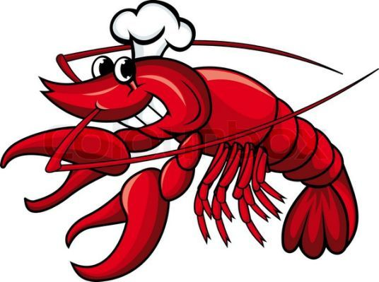 Crawfish Boil Party Clipart Free.