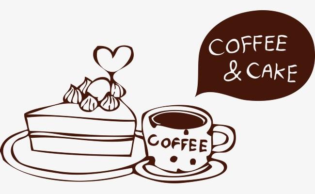 Coffee cake clipart 7 » Clipart Portal.