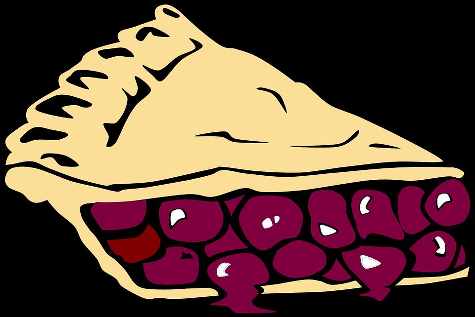 Cake Pie Berries Pie Clip Art.