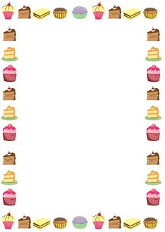 Cake clipart frame, Picture #145823 cake clipart frame.