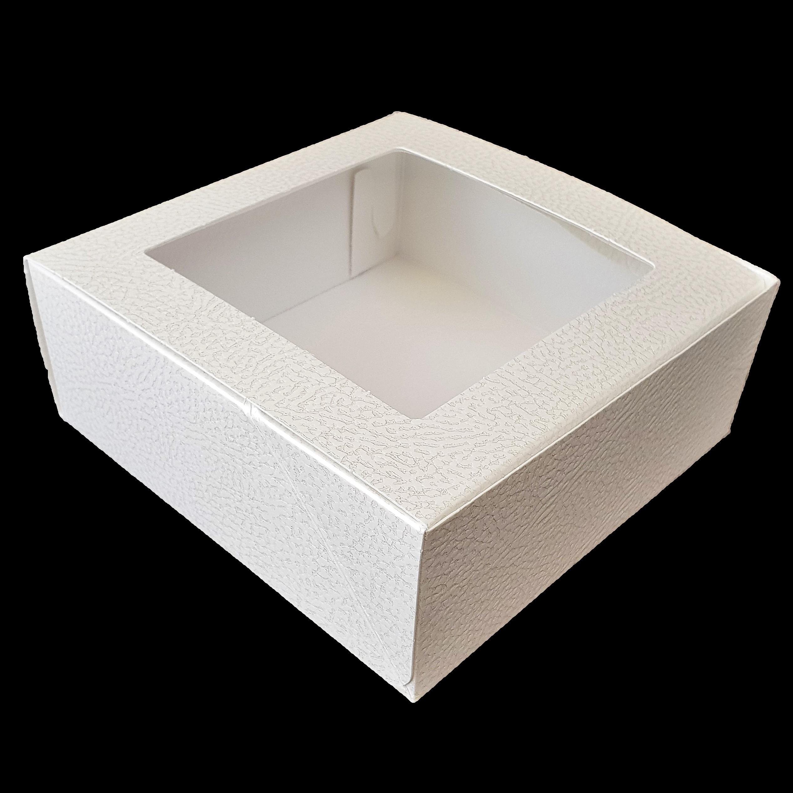 Cake box.