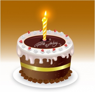 Happy birthday cake clipart free vector download (8,769 Free vector.