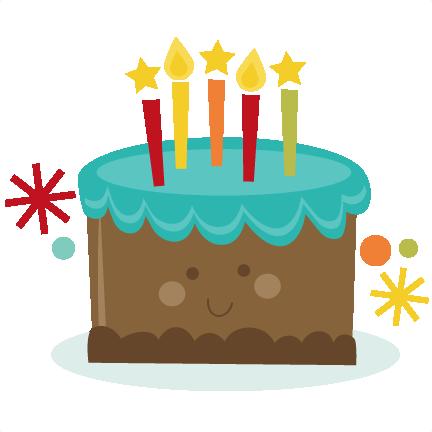 Cake Cute Clipart.
