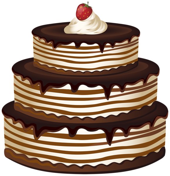 Dessert Clipart Transparent Background.