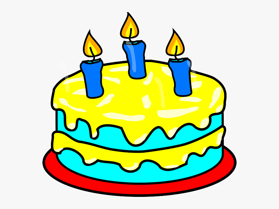 Birthday Cake Clip Art Pictures.
