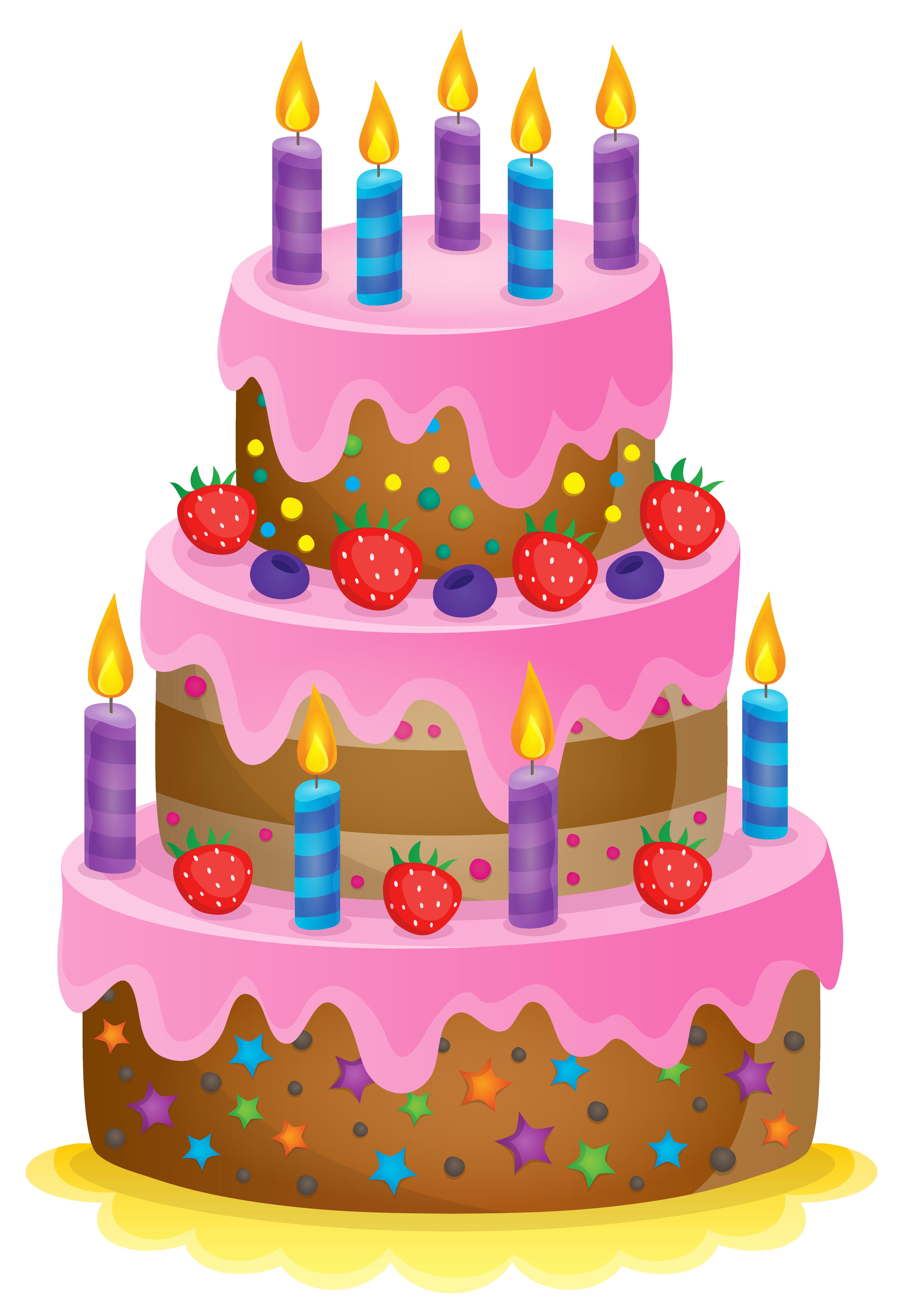 Birthday cake Chocolate cake Clip art.