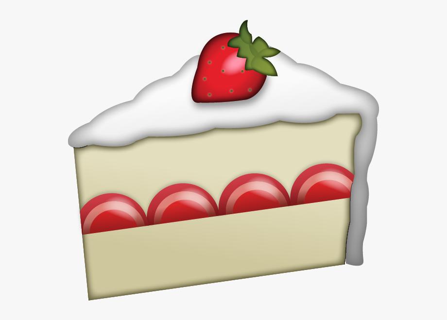 Cake Clipart Emoji.