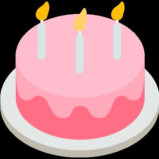 Emoji Cake Clipart.