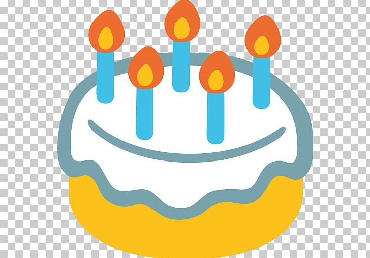 Birthday Cake Emoji Android Emoticon PNG, Clipart, Android.