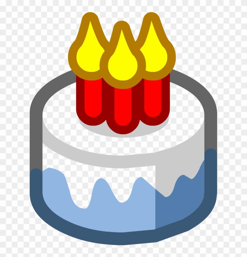 Birthday Cake Emoticon Cake Recipe.