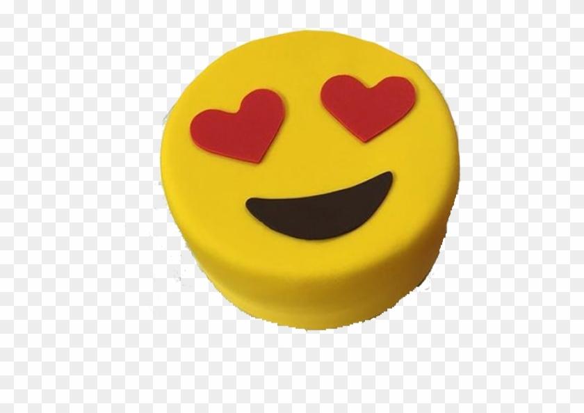 Emoji Cake.