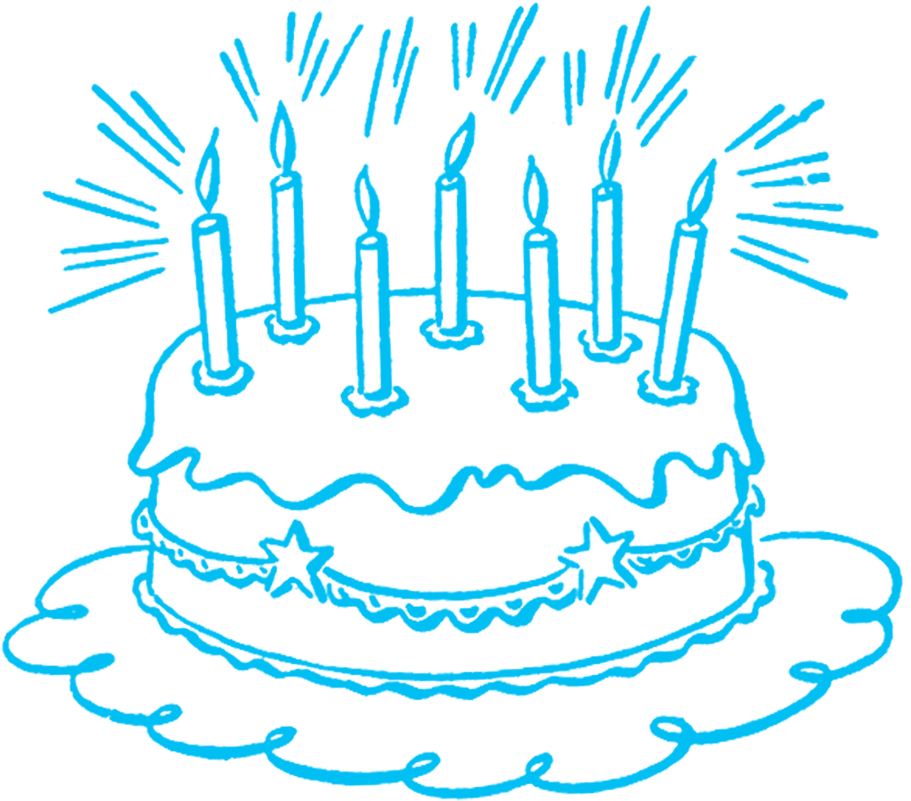 Free Birthday Cakes Graphics, Download Free Clip Art, Free.