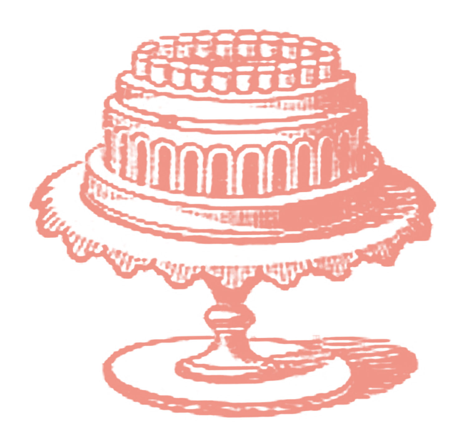 Free Vintage Cake Cliparts, Download Free Clip Art, Free.