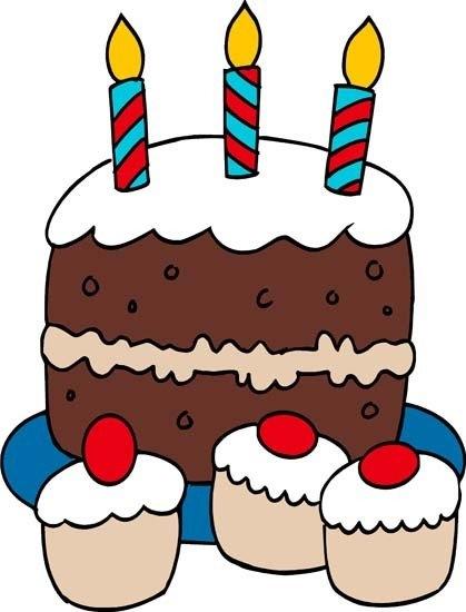 birthday cake clip art.