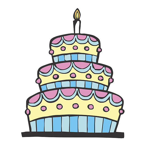 Free Clip Art Layer Cake : cake on the table clipart - Clipground