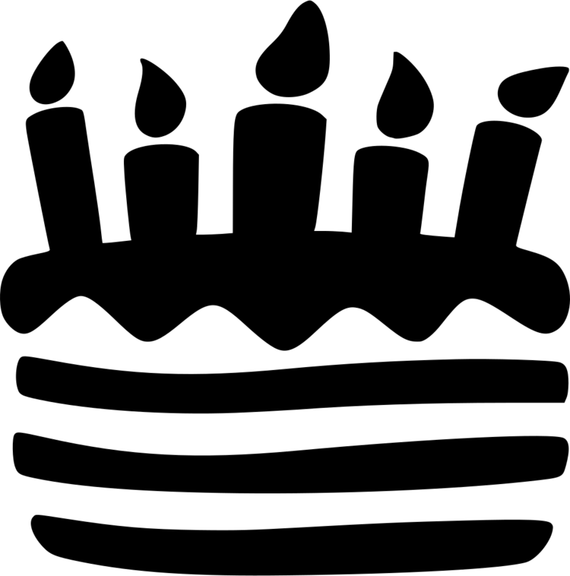 Birthday Cake Silhouette Png , (+) Pictures.