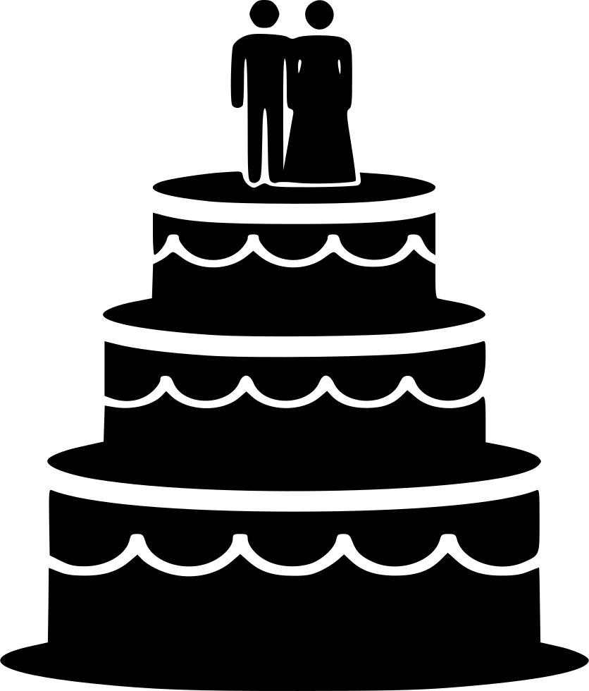 Wedding cake Frosting & Icing Torte Clip art.