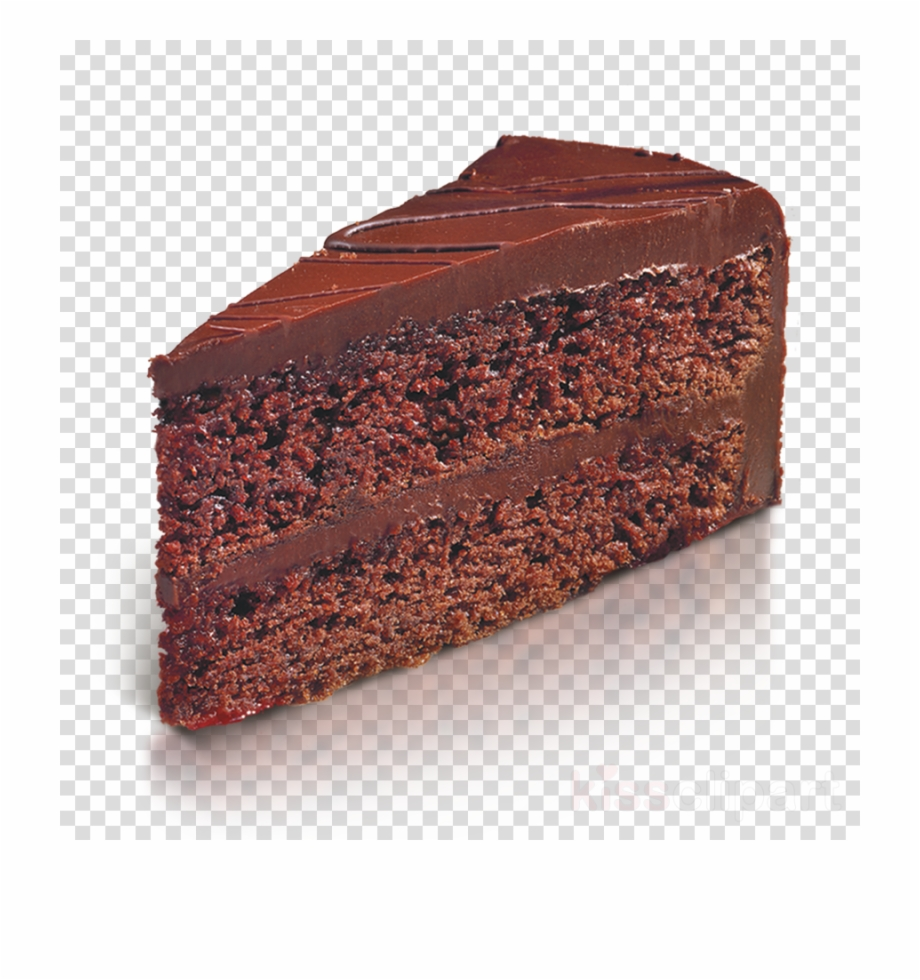 Chocolate Cake Slice Png Clipart Flourless Chocolate.