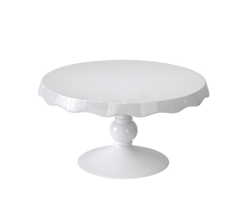 Empty Cake Stand Stock Illustrations.