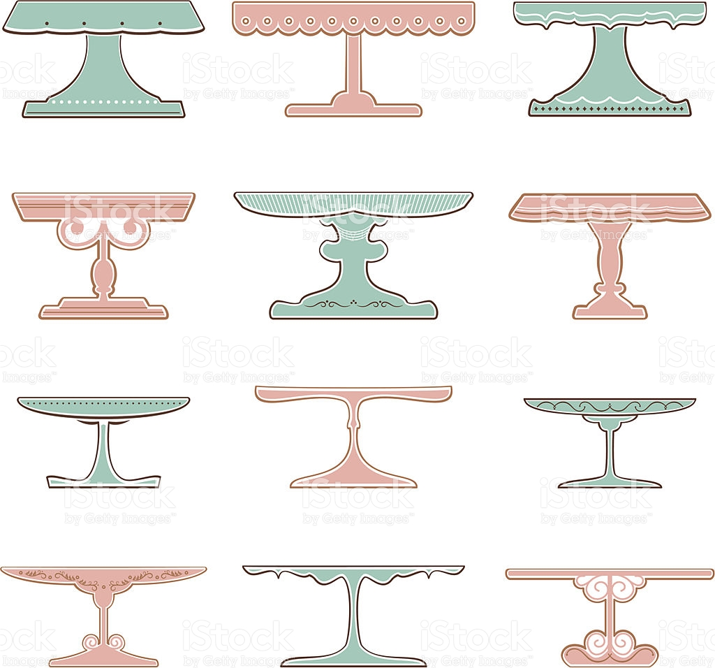 Cake stand clipart 8 » Clipart Station.