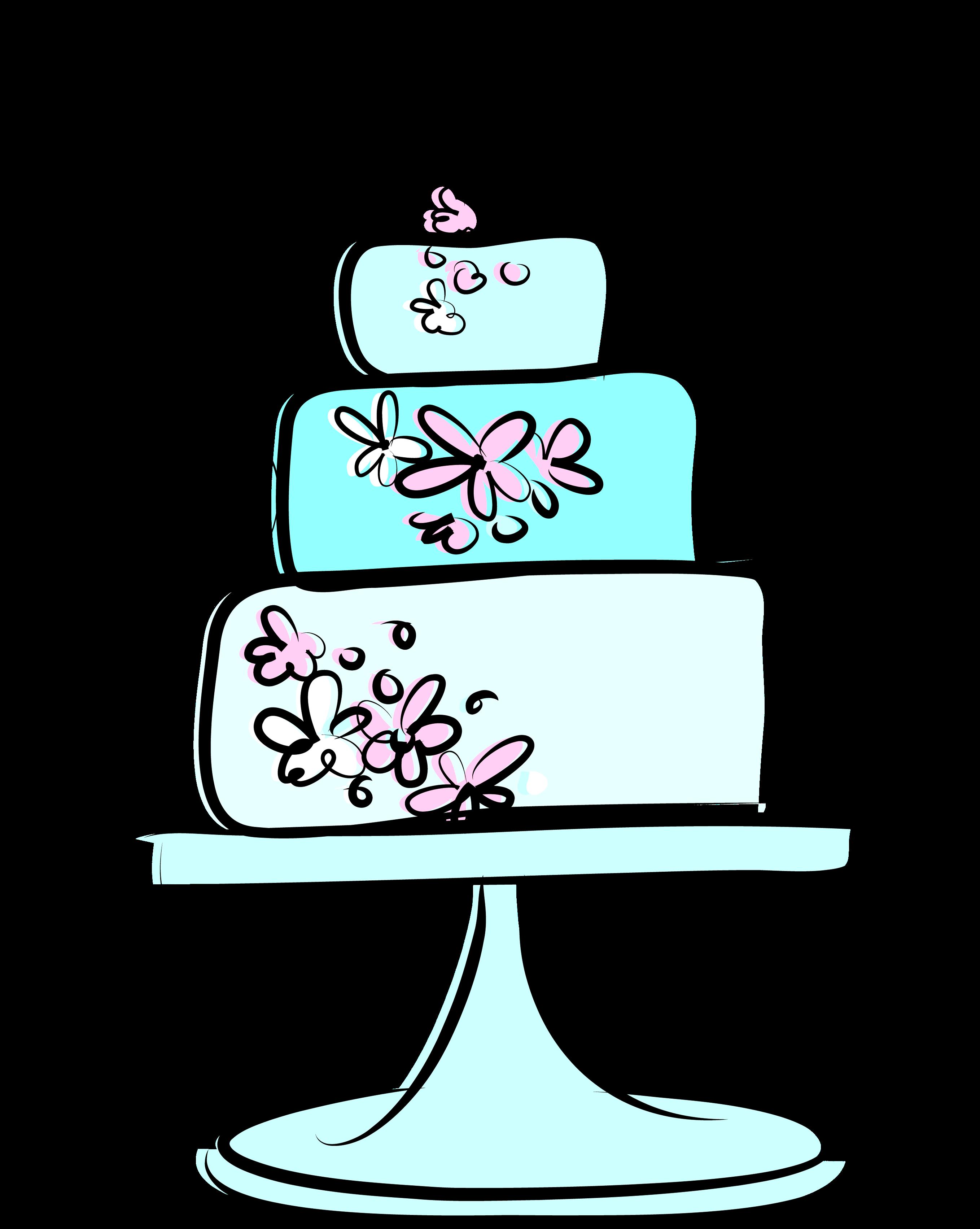 Wedding Cake F.
