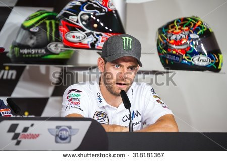 Cal Crutchlow Stock Photos, Royalty.