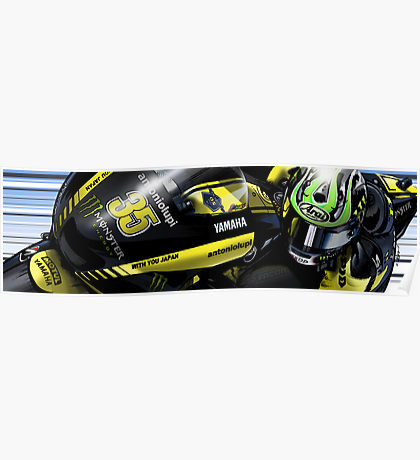 Cal Crutchlow: Posters.