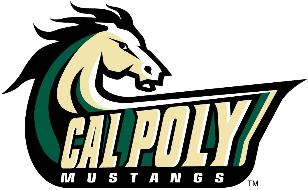 Cal Poly Slo Flag.