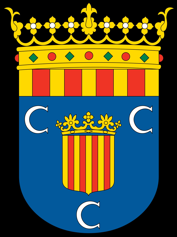 File:Escudo de la Comunidad de Calatayud.svg.