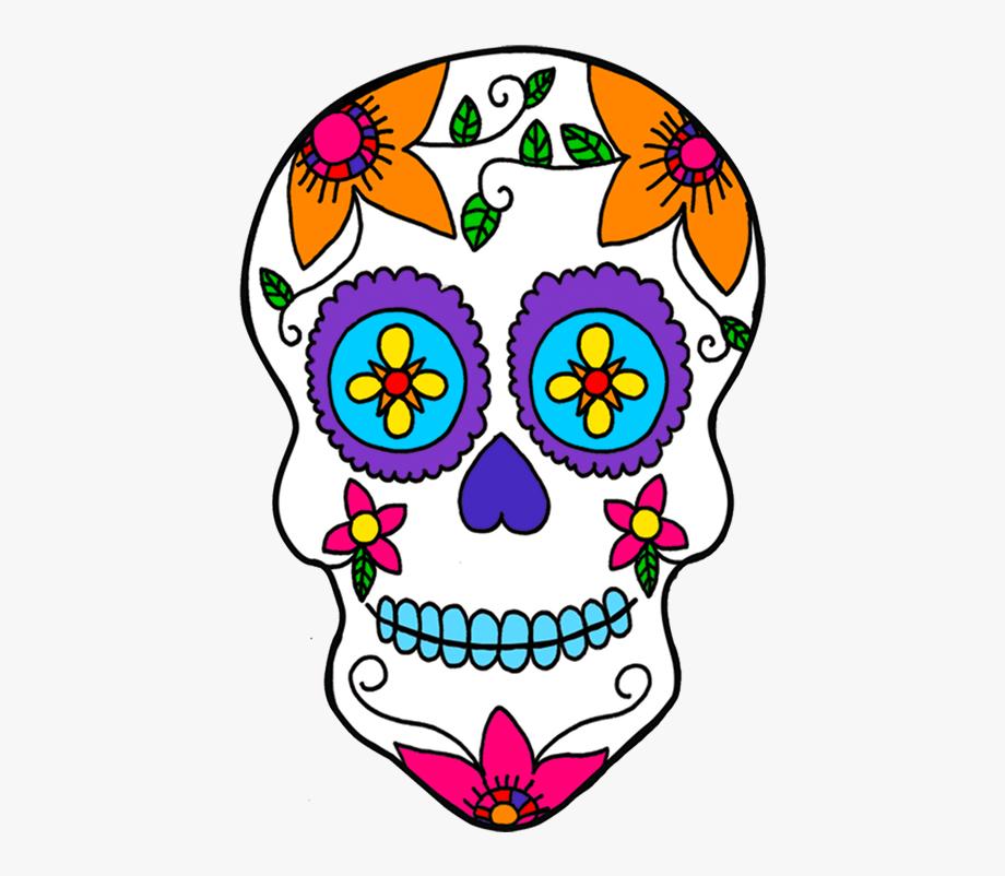 Mexico Day Of The Dead Calavera Sugar Skulls Dia De.