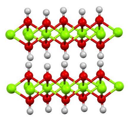 Magnesium hydroxide.