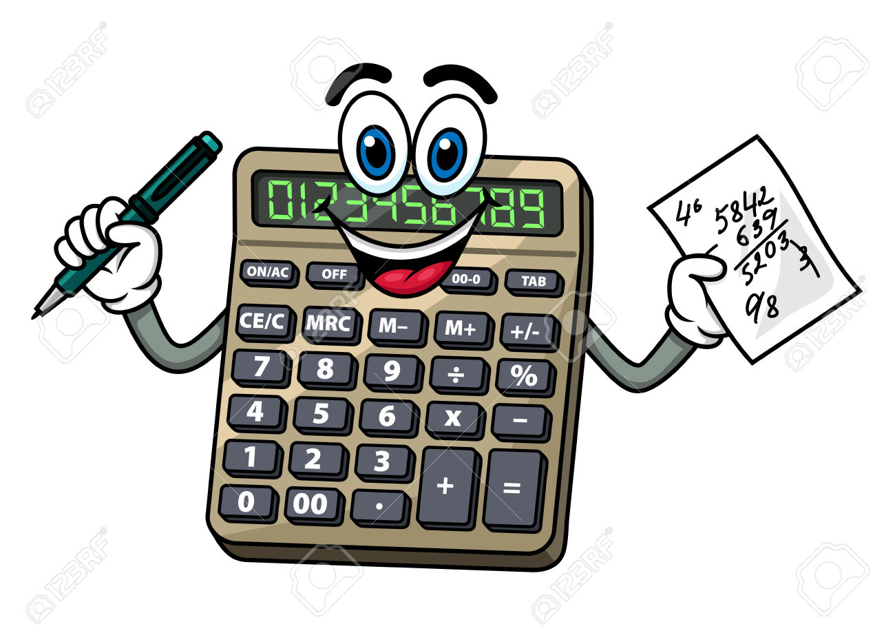 Calculation clipart - Clipground