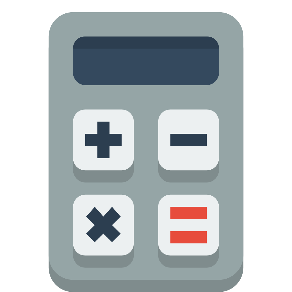 Calculator Icon.