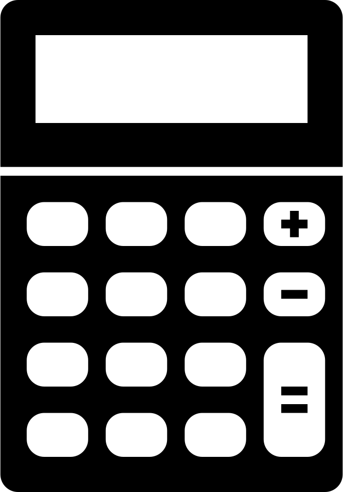 Studio Calculator Svg Png Icon Free Download (#18740.