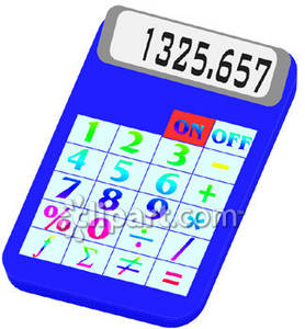 Calculator 20clipart.