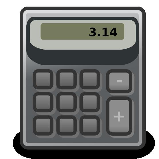 Free to Use & Public Domain Calculator Clip Art.