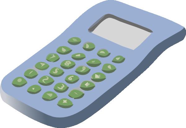 Simple Calculator Clip Art at Clker.com.