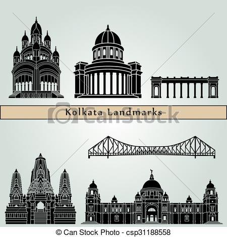 Kolkata Clip Art Vector and Illustration. 128 Kolkata clipart.