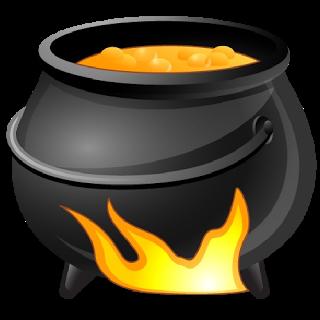 Witches Cauldron.