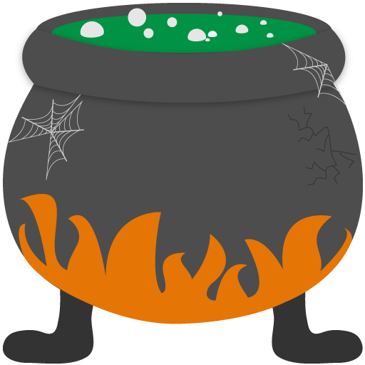 Free to Use & Public Domain Cauldron Clip Art.