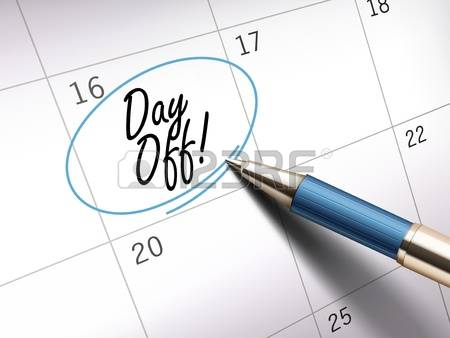 4,819 Day Off Cliparts, Stock Vector And Royalty Free Day Off.
