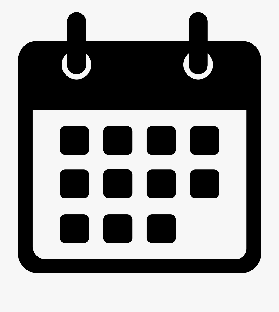 Calendar Icon Png Date.