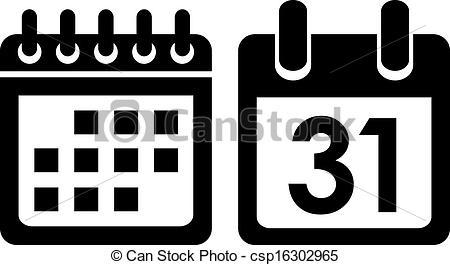 Calendar Clipart and Stock Illustrations. 143,766 Calendar vector.