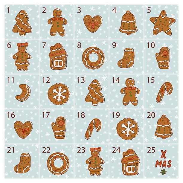 Crescent Cookies Clip Art, Vector Images & Illustrations.